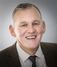 Councillor Keith Franks